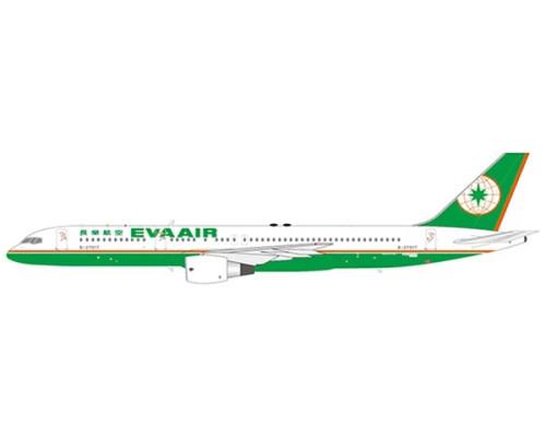 JC400 1:400 EVA Air 757-200
