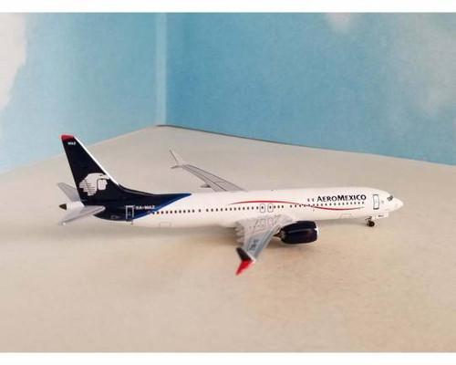 Aeroclassics 1:400 Aeromexico 737 MAX-9