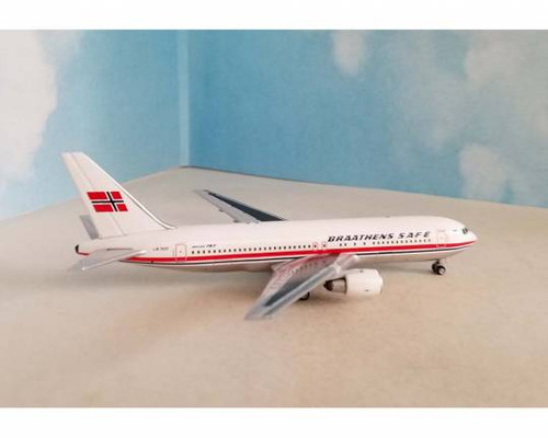 Aeroclassics 1:400 Braathens Safe 767-200