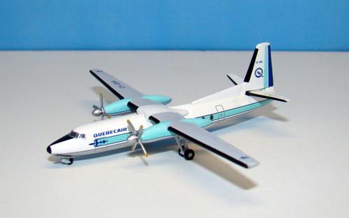 Western Models 1:200 Quebec Air F-27