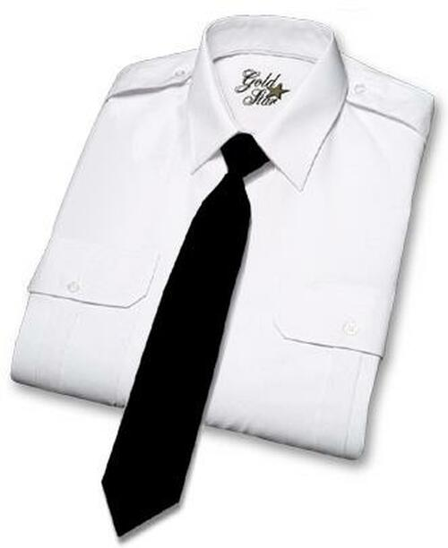 Goldstar Pilot Shirts (Short Sleeved) - Men