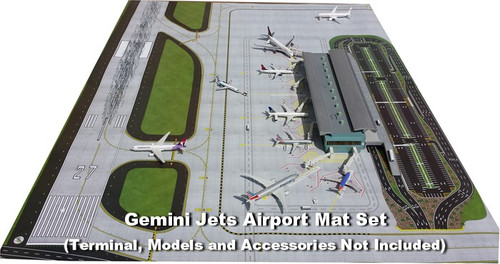Airport Airside/Landside Mat Set