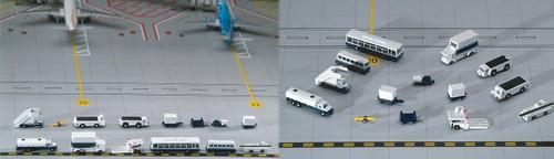 Gemini Jets 14 Piece Ground Accessories