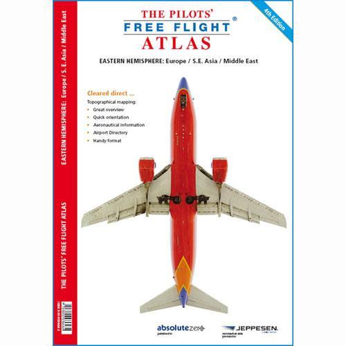 The Pilot's Free Flight Atlas Eastern Hemisphere 4th Edition