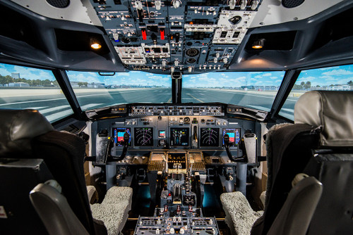 737NG Simulator - 4 Hour The Sky's The Limit
