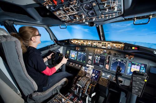 737NG Simulator - 3 Hour Global Navigator