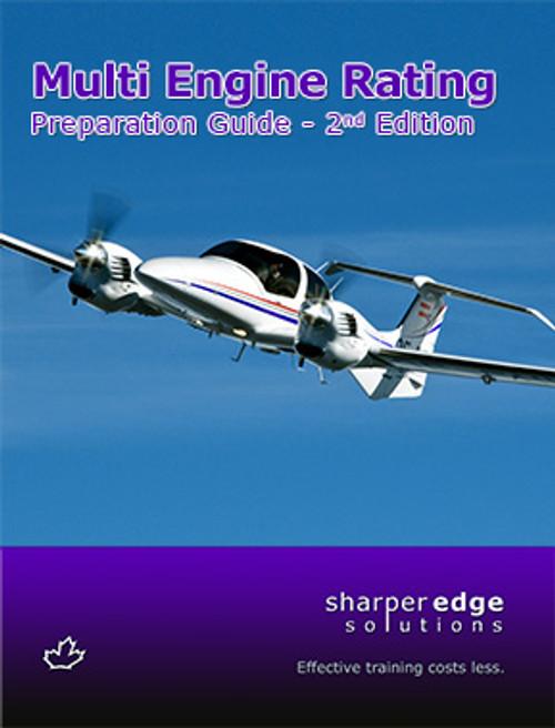 Sharper Edge Multi-Engine Rating Preparation Guide (2nd Edition)