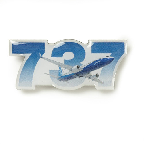 Boeing 737 Sky Pin