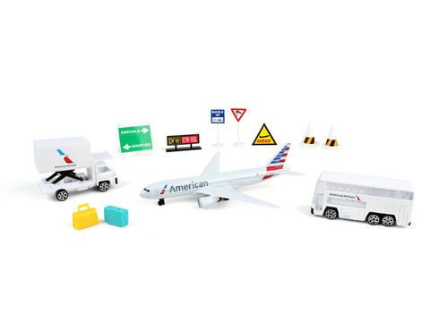 American Airlines Playset