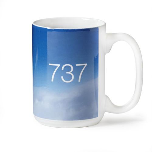 Boeing 737 Sky Mug