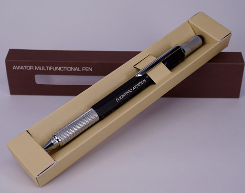 Aviator Multi-functional Pen
