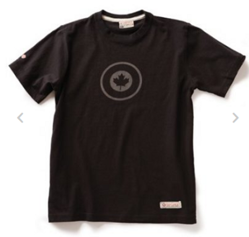 RCAF T-Shirt (Black)