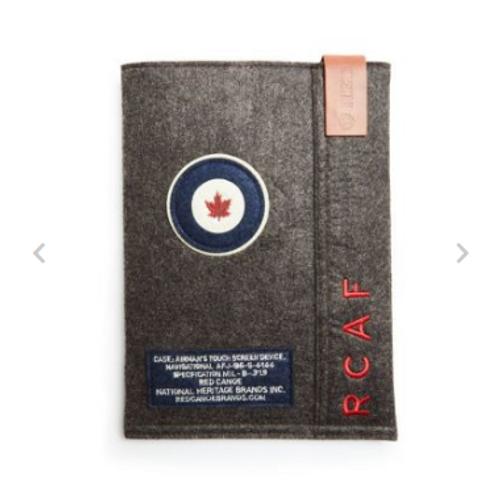 RCAF iPad Sleeve