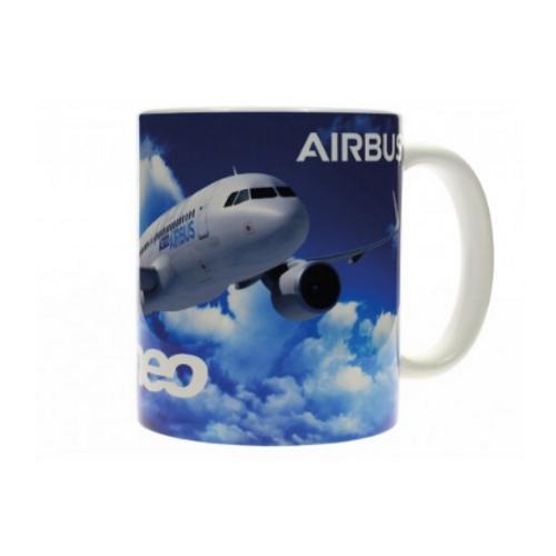 Airbus A320 Neo Mug