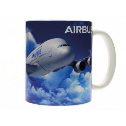 Airbus A380 Sky Mug