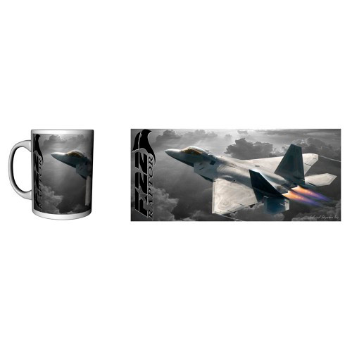 F-22 Coffee Mug