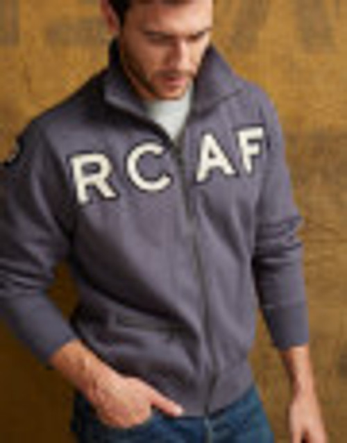 RCAF Full Zip Sweatshirt