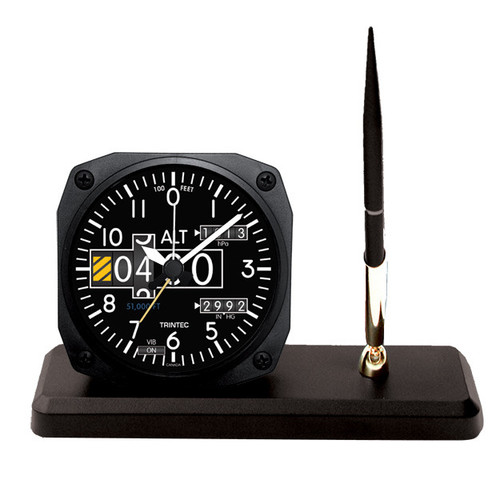 Modern Altimeter Desk Pen Set
