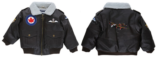 Kids RCAF Bomber Jacket