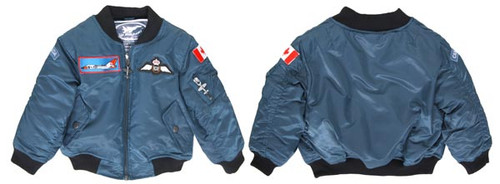 Kids RCAF Flight Jacket
