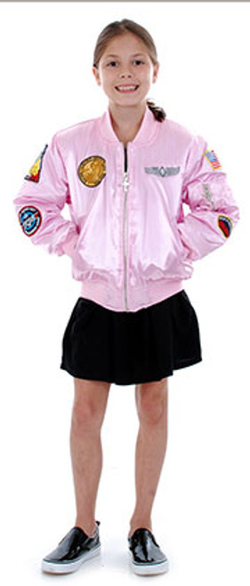 Girls MA-1 Flight Jacket
