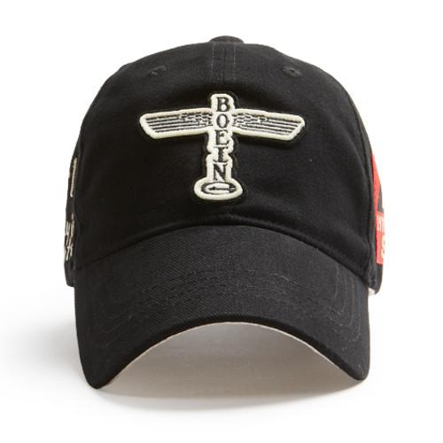 Boeing B17 Cap (Black)