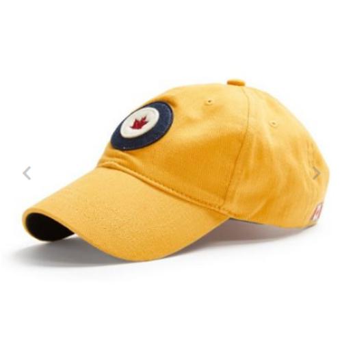 RCAF Cap (Yellow)