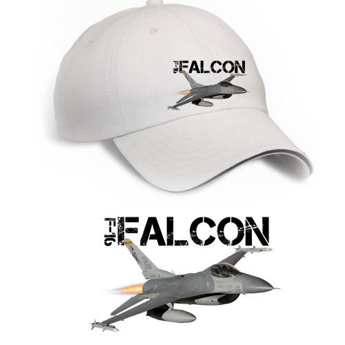 F-16 Falcon Hat (Stone)