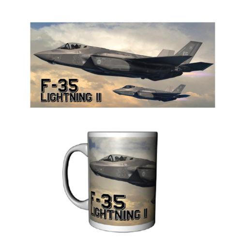 F-35 Lightning II Ceramic Mug