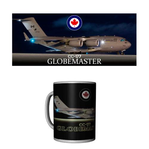 CC-177 Globemaster Ceramic Mug