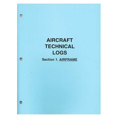 Section 1 Tech Log: Airframe (Blue Cover)