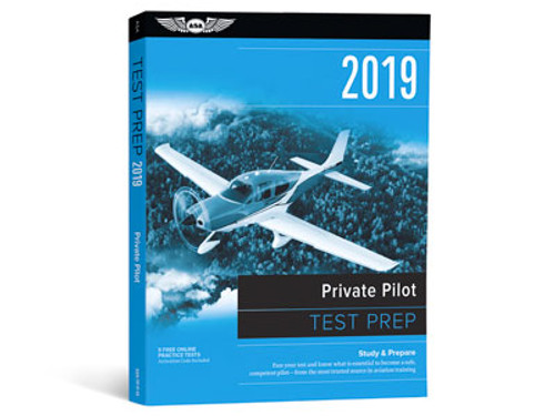 Test Prep 2019: Private Pilot