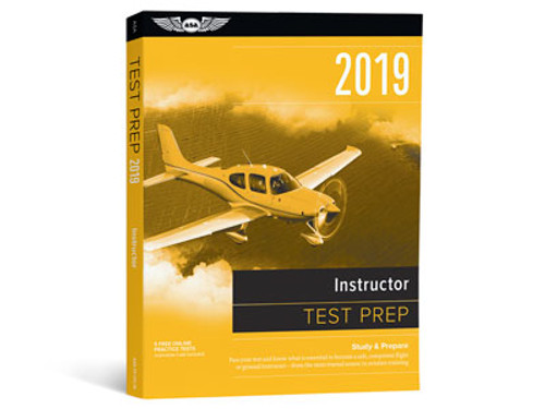 Test Prep 2019: Instructor