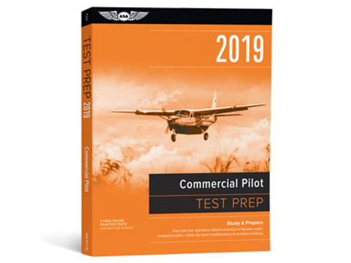 Test Prep 2019: Commercial Pilot