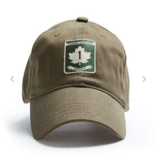 Trans Canada Ontario Cap, Khaki