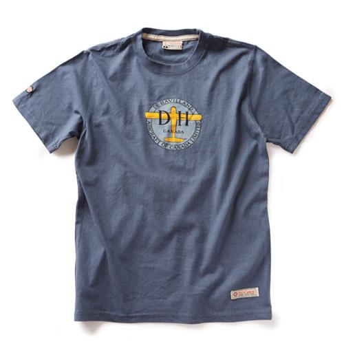 de Havilland Shirt (Washed Blue)
