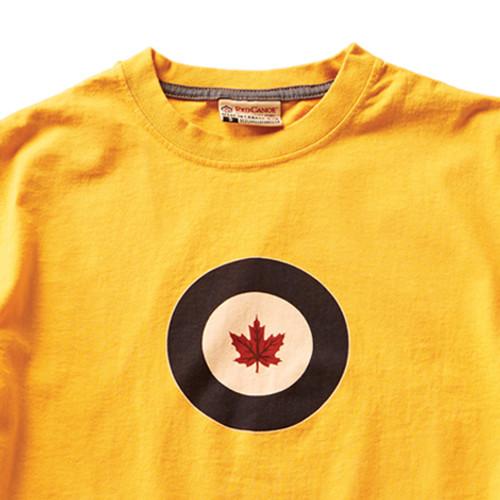 RCAF Shirt (Burnt Yellow)