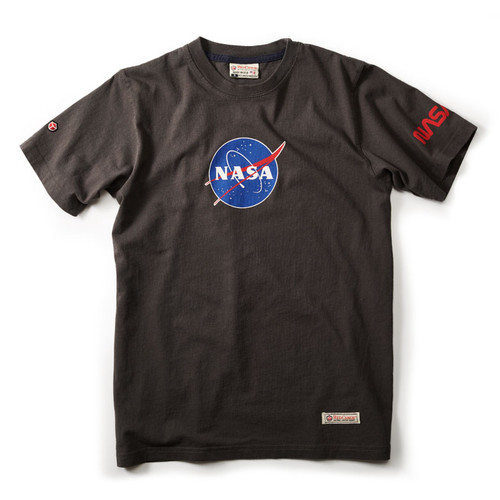 NASA Logo Shirt (Slate)