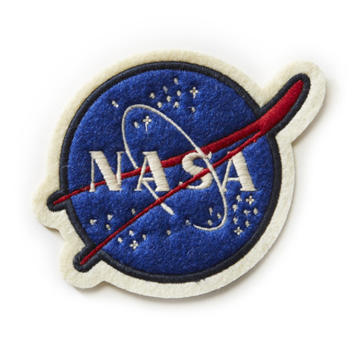 NASA Iron-On Patch
