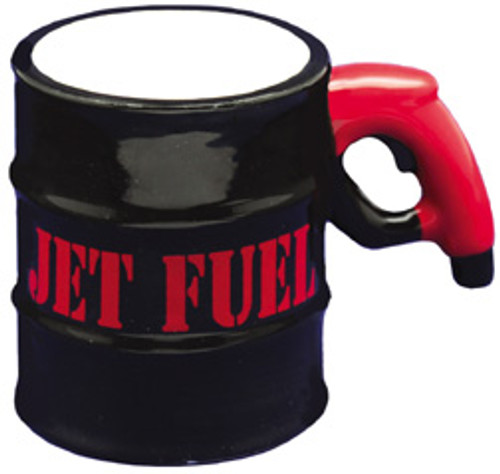 Jet Fuel Shot Glass
