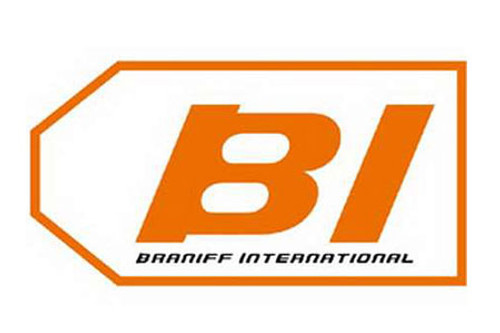 Braniff International Luggage Tag