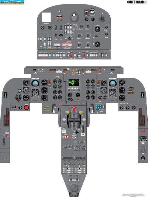 Gulfstream G1 Poster
