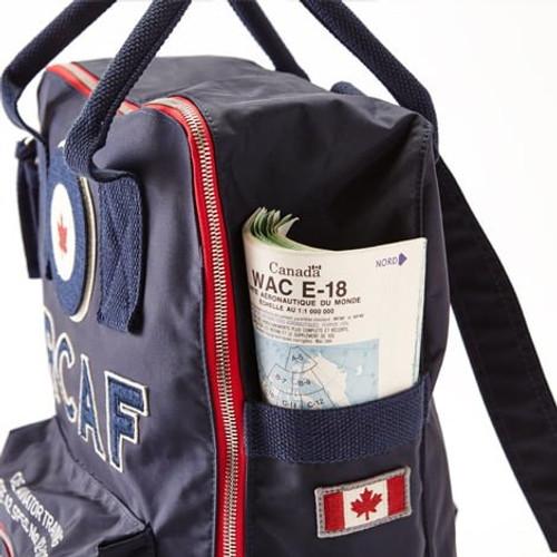 RCAF Navy Blue Backpack