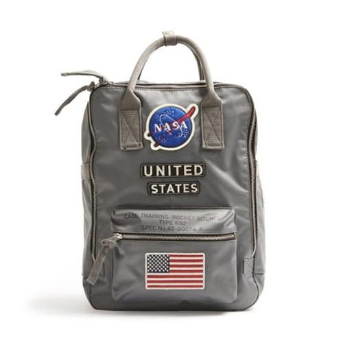 NASA Grey Backpack