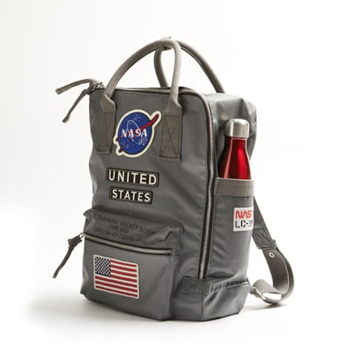 NASA Grey Backpack