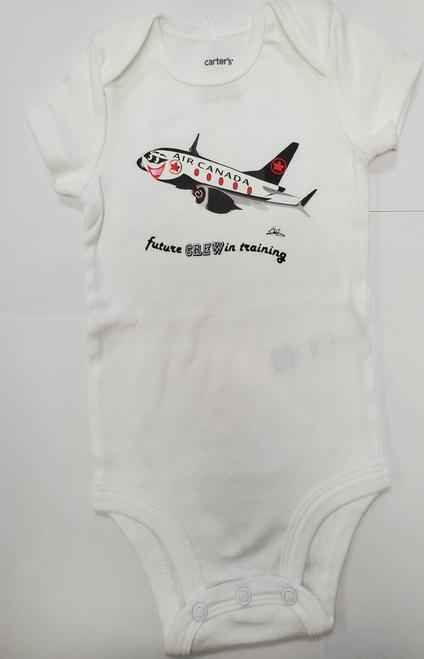 """Air Canada """"Future Crew"""" Onesie"""