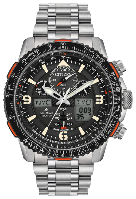 Citizen Promaster Skyhawk Watch - Titanium
