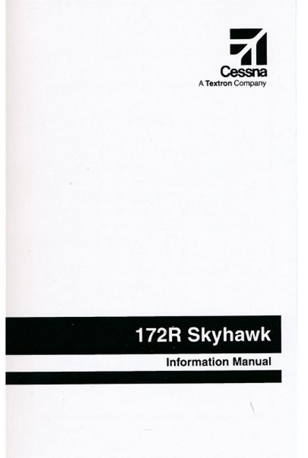 Cessna C-172R Pilot Operating Handbook