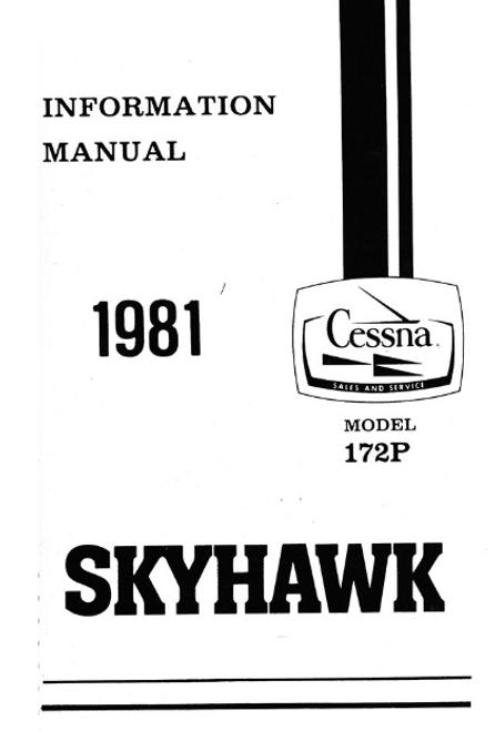 Cessna C-172P Pilot Operating Handbook