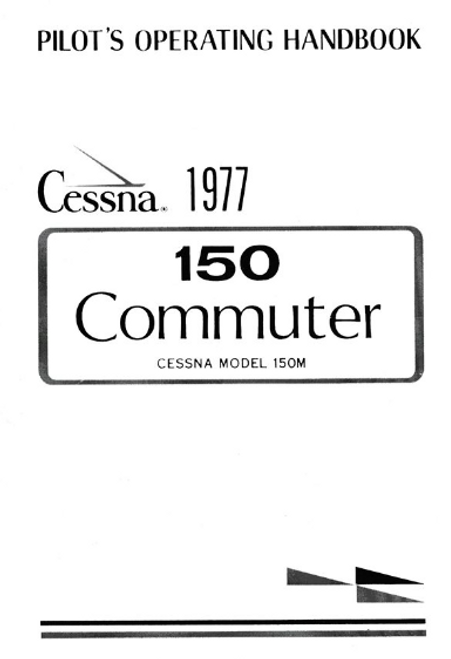 Cessna C-150 (1977) Pilot Operating Handbook